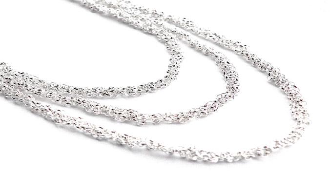 Серебряные украшения оптом серебро